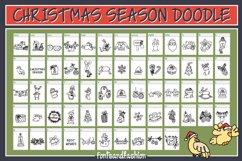 Christmas Season Doodle Product Image 3