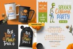The Best Halloween Font Bundle Product Image 3