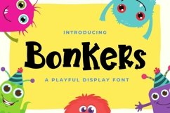 Bonkers Product Image 1