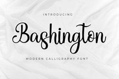 Bashington Product Image 1