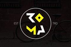 Ambisi Typeface Font Product Image 3