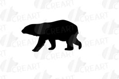 Baby and mama bear nursery clip art collection, bears print Product Image 10