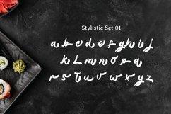Niagato - Japanese Display Font Product Image 5