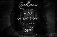 Qallani Script Font Product Image 3