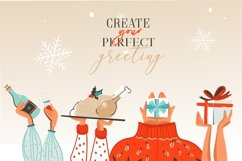 Merry Christmas illustrations Product Image 9