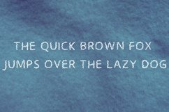 Zigzag handwritten font in tff and otf Product Image 4