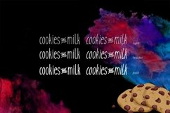 Cookies and Milk Family Product Image 4