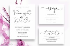 With You // Lovely Script Font Product Image 3