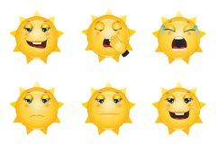 Emoticons Sun Product Image 5