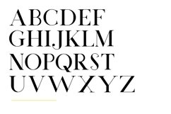 Reign Typeface Product Image 2