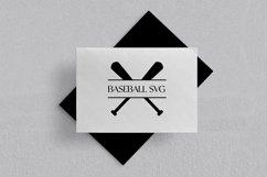 Baseball SVG Product Image 5