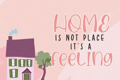 Blooms - Quirky Font Product Image 3