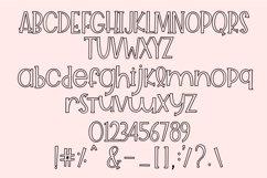Cuddle Buddy A cute playful Font Product Image 8