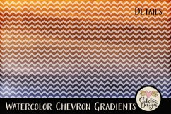 Watercolor Background Textures - Chevron Watercolor Papers Product Image 4