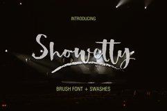 Showetty Brush Script  40 Off  Product Image 2
