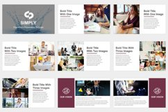 Simply multipurpose PowerPoint Presentation Template Product Image 4