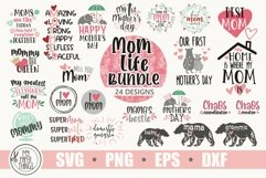 Mother's day svg bundle Product Image 1