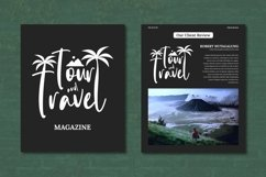 Web Font Beagud Font Product Image 3