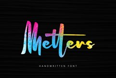Metters Product Image 1