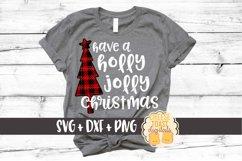 Buffalo Plaid Christmas Bundle - Christmas SVG Files Product Image 3