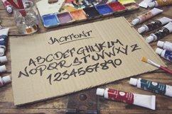 Jackfont Script Typeface Product Image 3