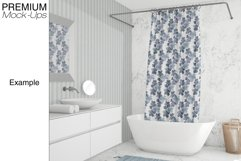 Shower Curtain Mockup Pack Product Image 6