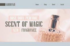 Godhand Athens | Elegant Font Duo Product Image 5