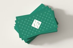 Printable Business Card Template. Product Image 4