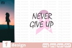 Cancer SVG Bundle | Awareness SVG | Breast Cancer Cut File Product Image 9