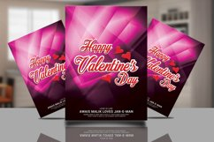 Valentines Flyer Product Image 1