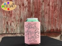 Can Cooler Mockup Bundle 33 Color Choices Product Image 9