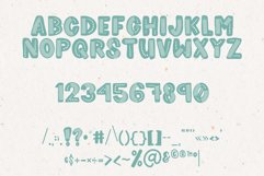 Rainboho   A Layered Abstract Font Family Product Image 3