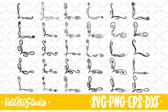 30 Decorative corners, corners bundle svg Product Image 1