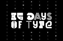 36 Days of Type Product Image 1