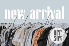 Godhand Athens | Elegant Font Duo Product Image 6