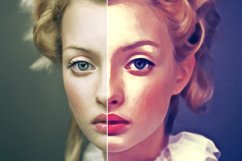 Digital Painting Effect Pro | Photoshop Actions Product Image 3
