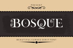 BOSQUE Product Image 1
