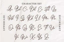 Milea - Script Font Product Image 5
