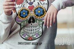 Sweatshirt Mock-Up Vol 1 Product Image 4