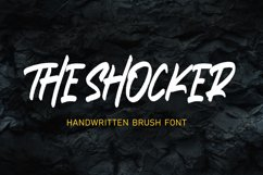 THE SHOCKER Product Image 1