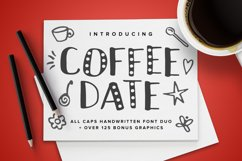 Coffee Date Font Product Image 1