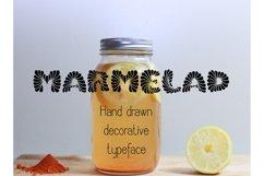 Marmelad Font Product Image 6