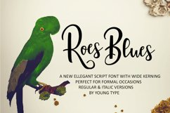 Roes Blues Product Image 1