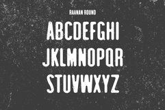Raanan Classic Sans Serif Font Family Product Image 4