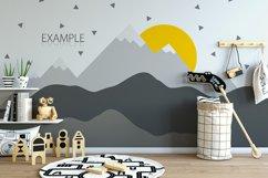 KIDS WALL & FRAMES Mockup Bundle - 2 Product Image 4