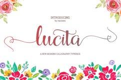 Lucita Script Product Image 1