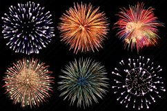 Fireworks Clip Art, Firecrackers, 4th of July Product Image 4