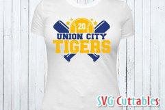 Baseball SVG Template 0010, svg cut file | Shirt Design Product Image 3