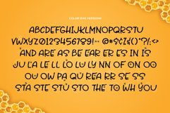 Honey and Bee Font Product Image 8