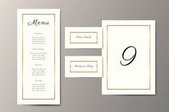 Minimalist Wedding Suite Product Image 3